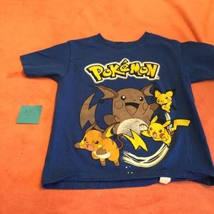 Blue Pokémon T-shirt